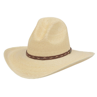 Alamo 15X Palm Hat with Gus Crown