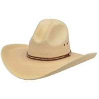 Alamo 15X Palm Hat with Rancher Crown