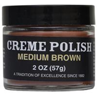 Bickmore Medium Brown Crème Polish