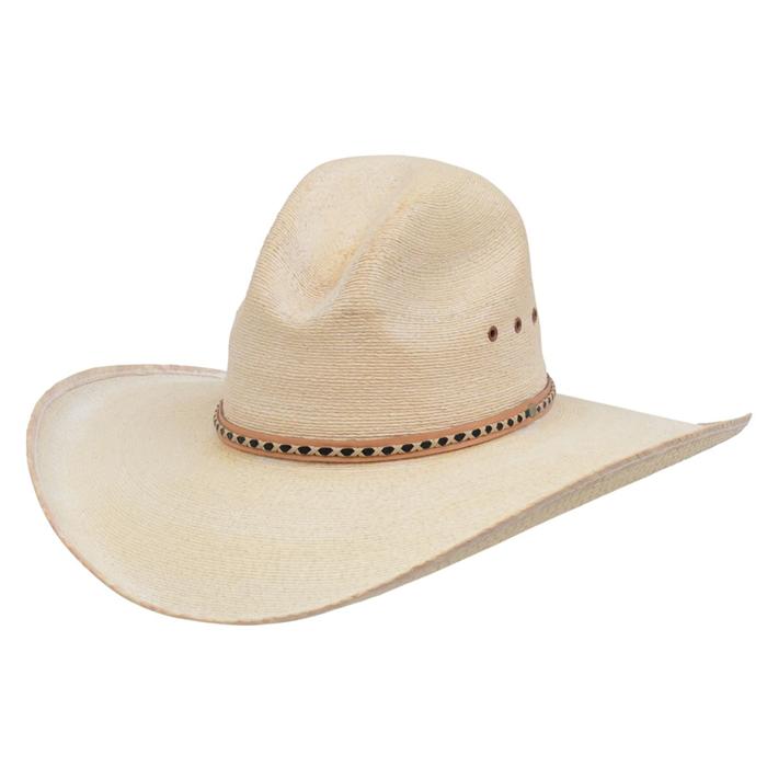Alamo 30X Palm Hat with Gus Crown