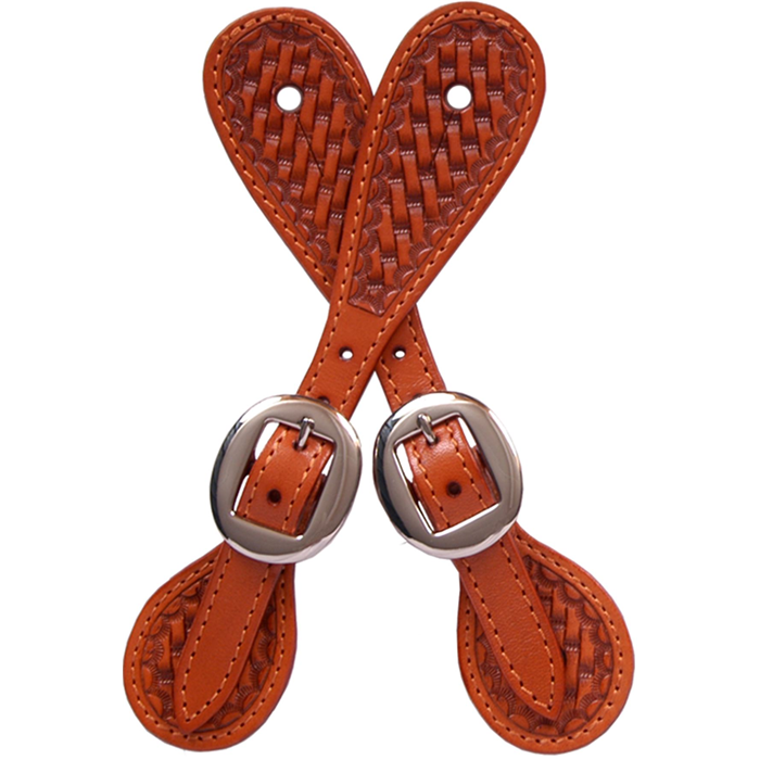 3D Natural Small Spur Straps