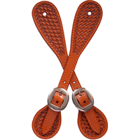 3D Natural Large Spur Straps