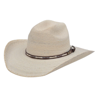Alamo Kids' 10X Palm Hat with Truman Crown