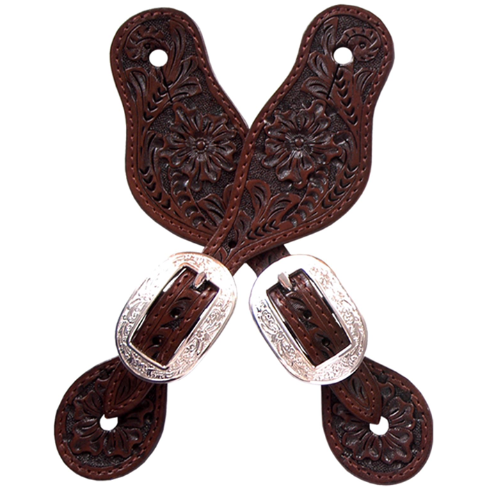 3D Chocolate Small Spur Straps