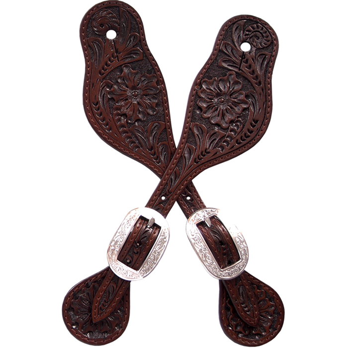 3D Chocolate Large Spur Straps