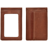 3D Tan Basic Money Clip