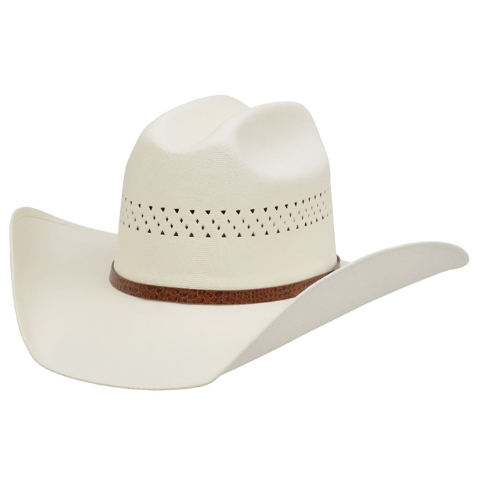 Alamo Canvas Hat with Rancher Crown