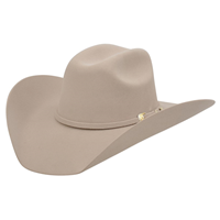 Alamo 7X Buckskin Felt Hat with Truman Crown