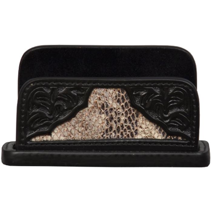 3D Black Business Card Holder - OD191 - 3D Belt