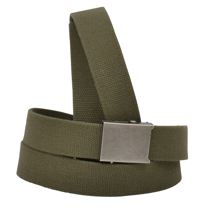 "Rocky 1 1/2"" Olive Green Men's Outdoor Belt"