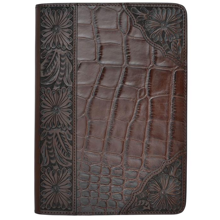 3D Dark Brown iPad® Air Cover