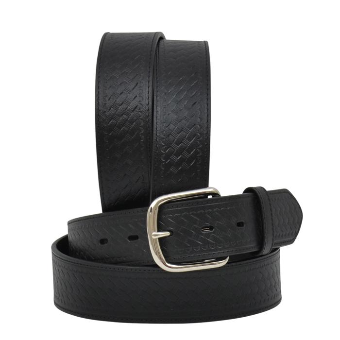 """Badger 1 1/2"""" Black Men's Work Belt"""