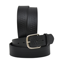 "Badger 1 1/2"" Black Men's Work Belt"