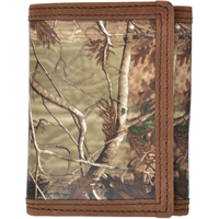 Badger Camo Outdoor Trifold Wallet