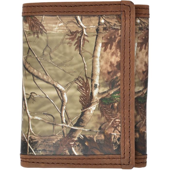 Badger Camo Outdoor Trifold Wallet