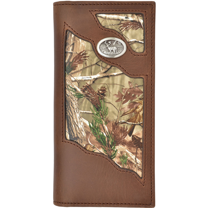 Badger Brown Outdoor Rodeo Wallet