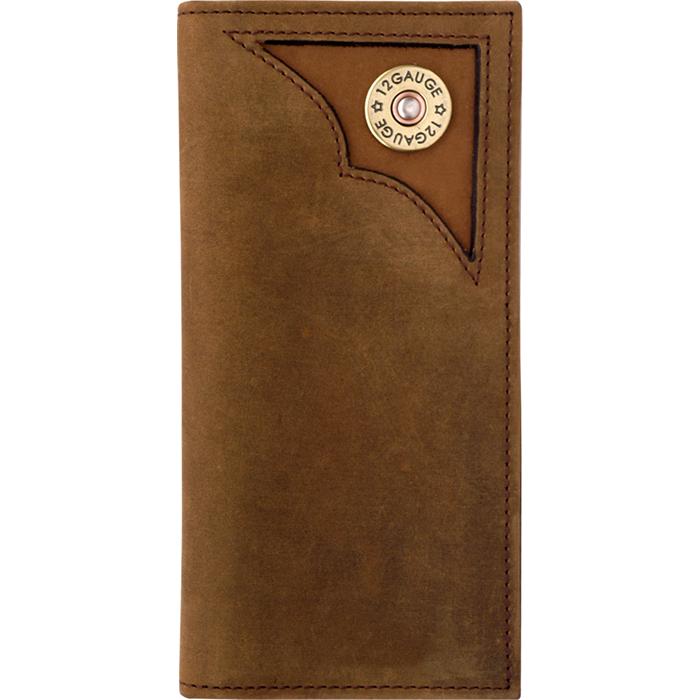 Badger Brown Outdoor Rodeo Wallet