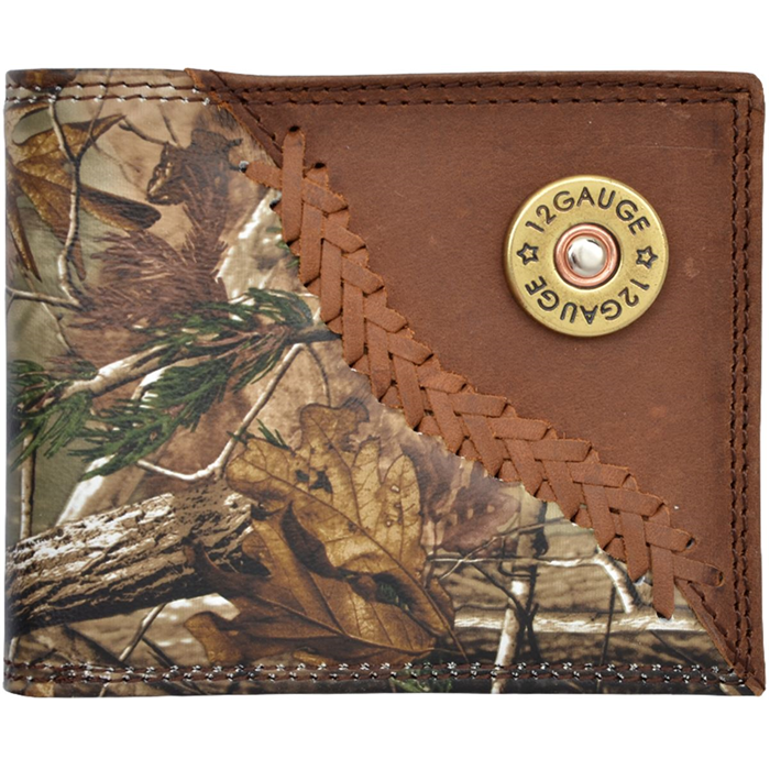 Badger Camo Outdoor Bifold Wallet