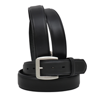 "Georgia 1 1/2"" Black Men's Work Belt"