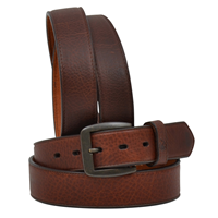 "Georgia 1 1/2"" Dark Brown Men's Work Belt"