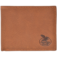 Georgia Light Brown Work Bifold Wallet