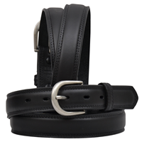 "3D 1 1/4"" Black Men's Western Basic Belt"