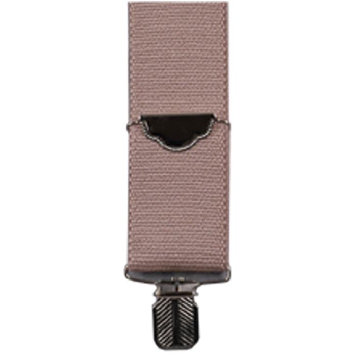 3D Tan Elastic Suspenders