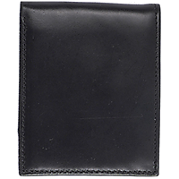 3D Black Basic Bifold Wallet