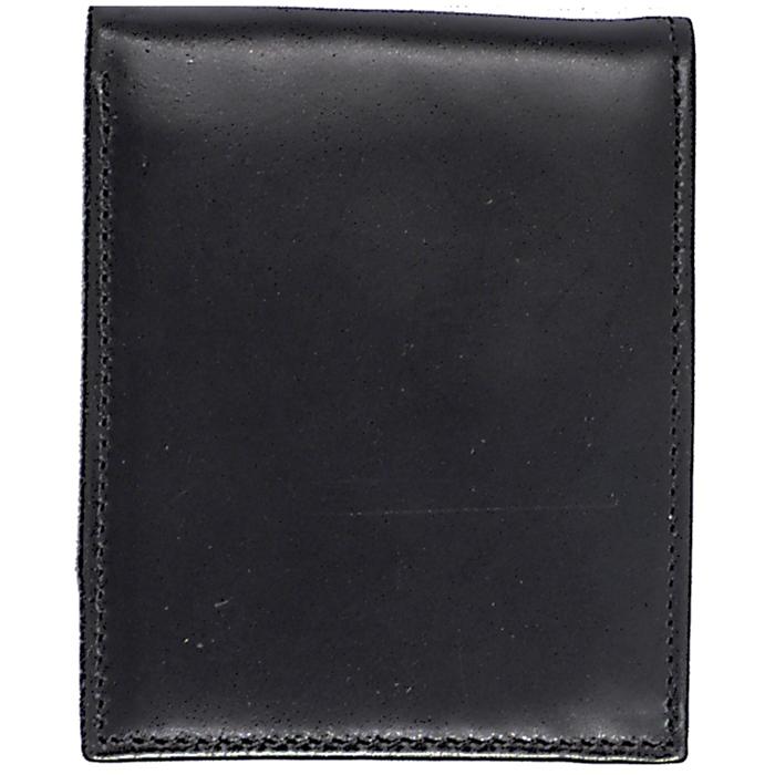 81a95a8b 3D Black Basic Bifold Wallet