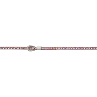 "Angel Ranch 3/4"" Multi Girls' Fashion Belt"