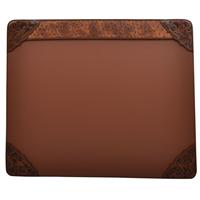 3D Brown Desk Top Pad