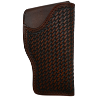 3D Brown Glock Holster