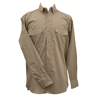 Ruddock Bros. Khaki O'Quinn Ranch Shirt