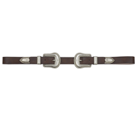 "Angel Ranch  1"" Brown Ladies' Western Fashion Belt"