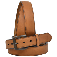 "Georgia 1 1/2"" Barracuda Gold Men's Work Belt"