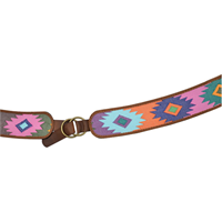 "Angel Ranch 3 1/2"" Brown Ladies' Fashion Belt"