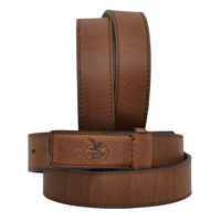 "Georgia 1 1/2"" Brown Men's Work Belt"