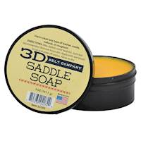 5 OZ TUB SADDLE SOAP