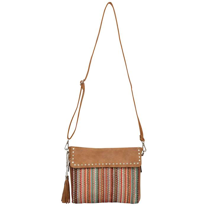 Angel Ranch Multi Colored Conceal Carry Purse