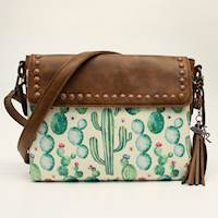 Angel Ranch Crossbody Concealed Weapon Cactus Collection