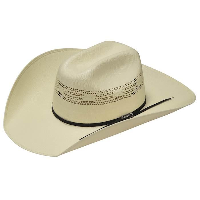 Alamo Bangora Hat Ivory