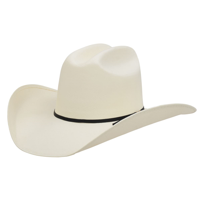 Alamo 5X Shantung Straw Hat with Rancher Crown - 13000 - 3D Belt c6ab20b4624