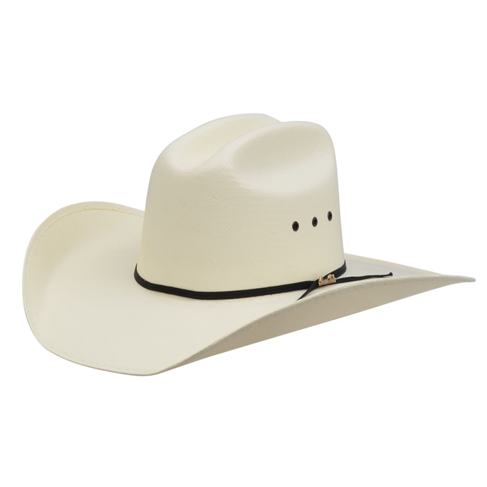 Alamo 5X Shantung Straw Hat with Rancher Crown