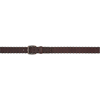 "3D 1 1/2"" Mahogany Men's Western Fashion Belt"