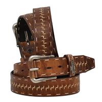 """Rocky 1 1/2"""" Brown Men's Outdoor Belt"""