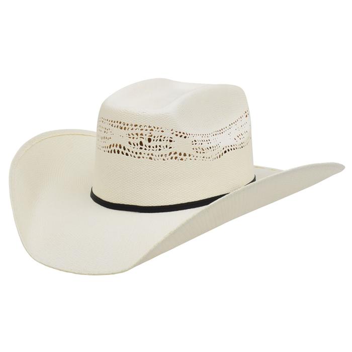 Alamo 5X Bangora Straw Hat with Alamo Crown