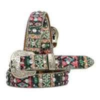 "Angel Ranch 1 1/4"" Multi Girls' Fashion Belt"